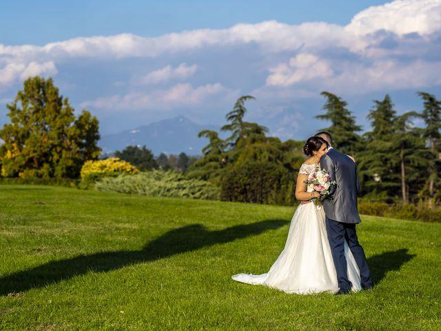 Il matrimonio di Mirko e Ylenia a Briosco, Monza e Brianza 42