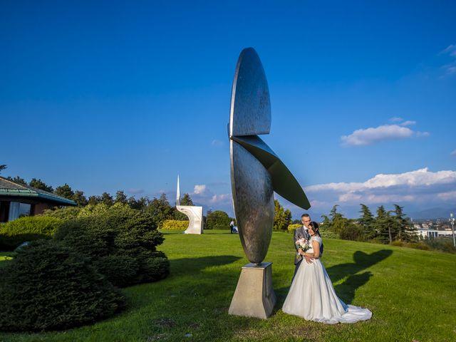 Il matrimonio di Mirko e Ylenia a Briosco, Monza e Brianza 44