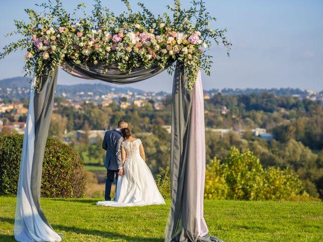 Il matrimonio di Mirko e Ylenia a Briosco, Monza e Brianza 45