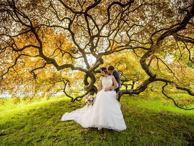 Le nozze di Ylenia e Mirko