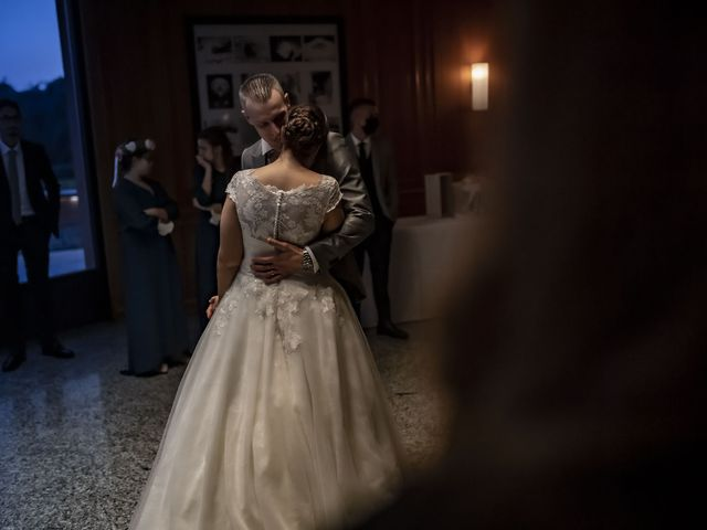 Il matrimonio di Mirko e Ylenia a Briosco, Monza e Brianza 55