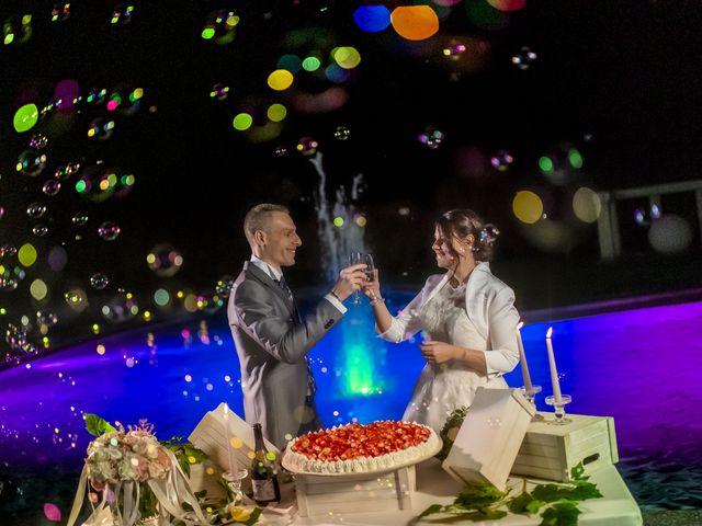 Il matrimonio di Mirko e Ylenia a Briosco, Monza e Brianza 64