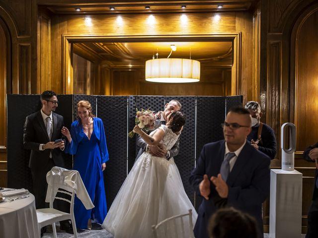 Il matrimonio di Mirko e Ylenia a Briosco, Monza e Brianza 74