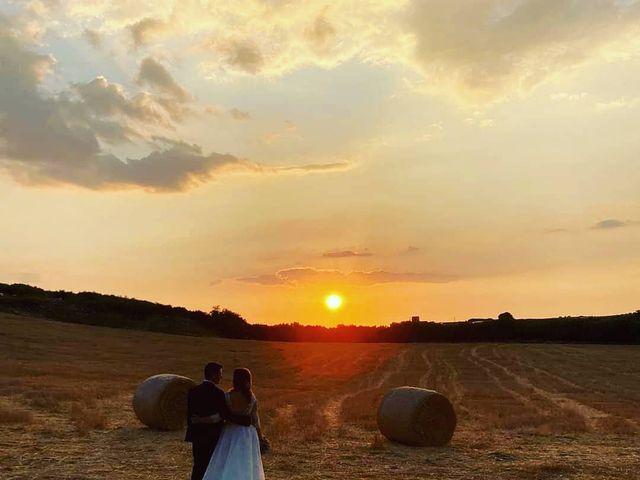 Le nozze di Eliana  e Daniele