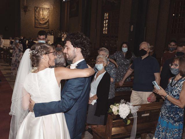 Il matrimonio di Aldo e Francesca a Carate Brianza, Monza e Brianza 19