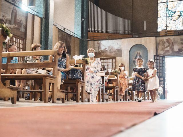 Il matrimonio di Aldo e Francesca a Carate Brianza, Monza e Brianza 27