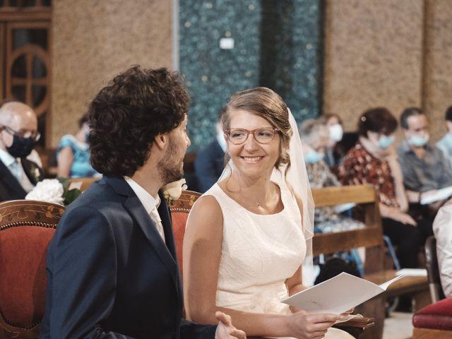 Il matrimonio di Aldo e Francesca a Carate Brianza, Monza e Brianza 34