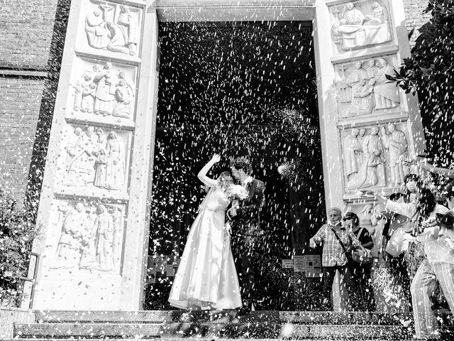 Il matrimonio di Aldo e Francesca a Carate Brianza, Monza e Brianza 39