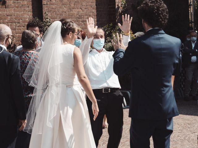 Il matrimonio di Aldo e Francesca a Carate Brianza, Monza e Brianza 41