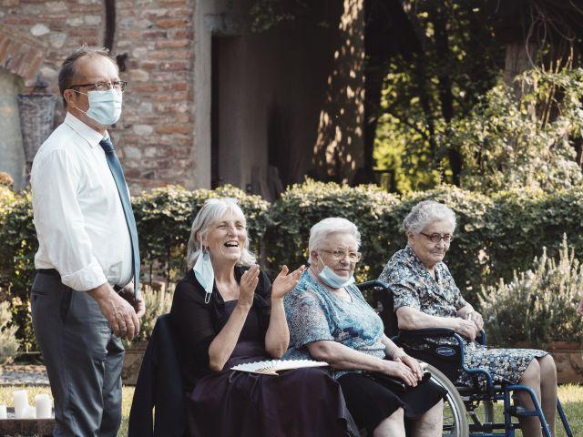 Il matrimonio di Aldo e Francesca a Carate Brianza, Monza e Brianza 65
