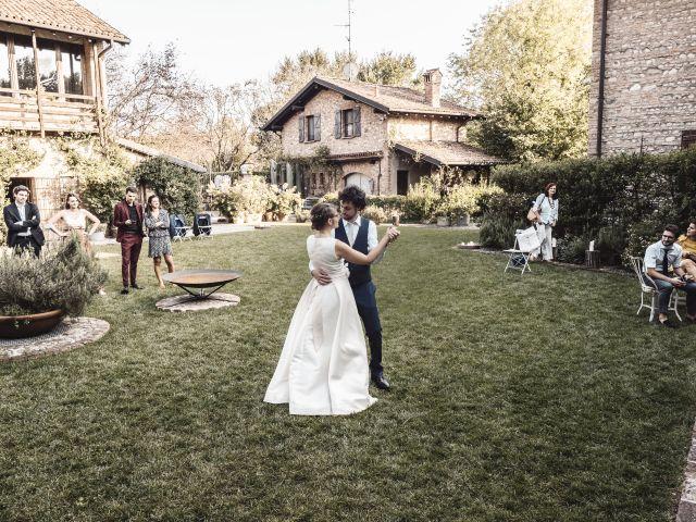 Il matrimonio di Aldo e Francesca a Carate Brianza, Monza e Brianza 69