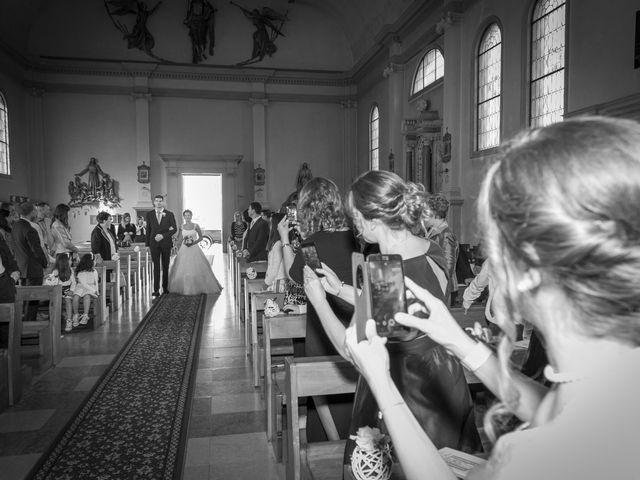 Il matrimonio di Federico e Ilaria a Santa Giustina in Colle, Padova 14