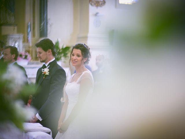 Il matrimonio di Federico e Ilaria a Santa Giustina in Colle, Padova 15
