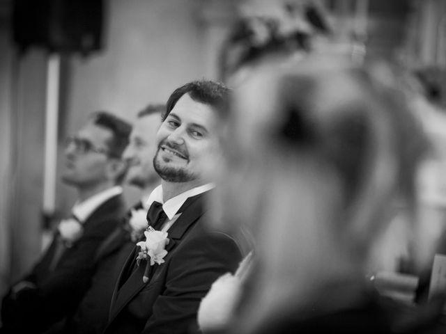 Il matrimonio di Federico e Ilaria a Santa Giustina in Colle, Padova 16