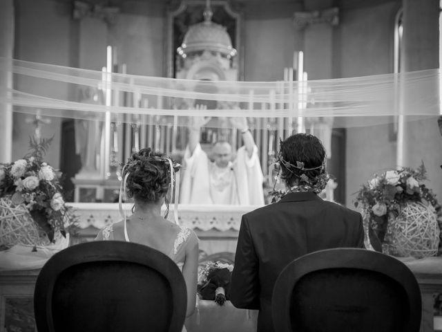 Il matrimonio di Federico e Ilaria a Santa Giustina in Colle, Padova 18