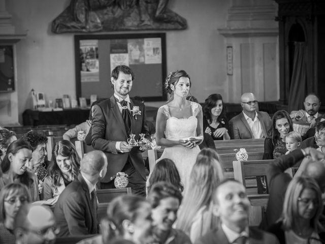 Il matrimonio di Federico e Ilaria a Santa Giustina in Colle, Padova 19