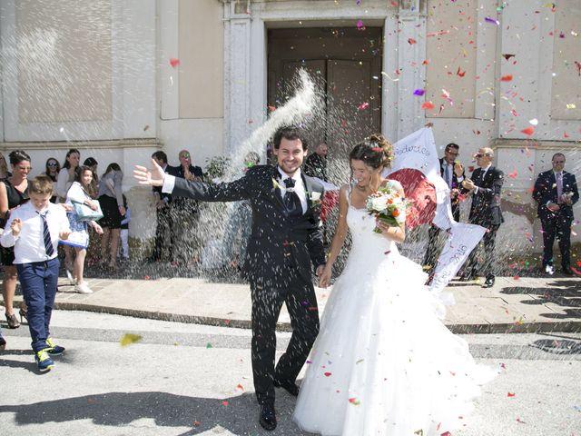 Il matrimonio di Federico e Ilaria a Santa Giustina in Colle, Padova 1