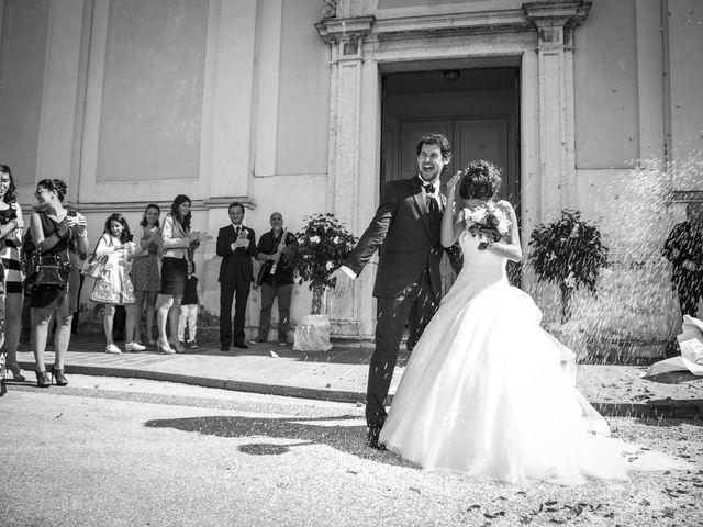 Il matrimonio di Federico e Ilaria a Santa Giustina in Colle, Padova 20
