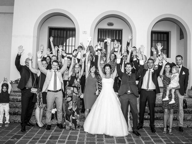 Il matrimonio di Federico e Ilaria a Santa Giustina in Colle, Padova 21
