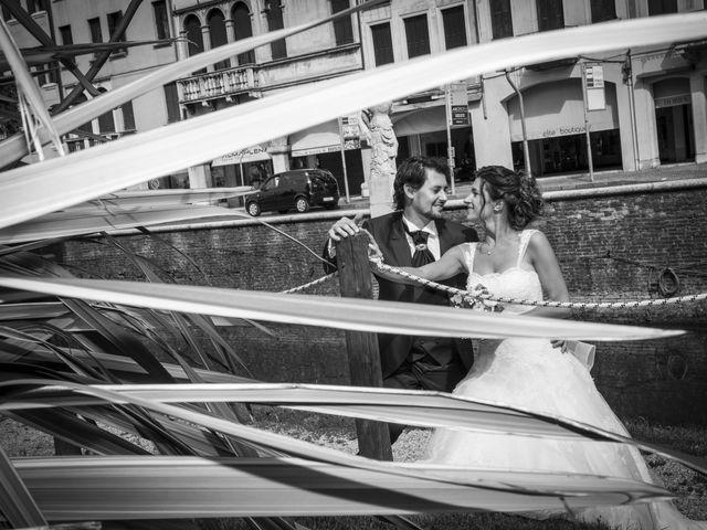 Il matrimonio di Federico e Ilaria a Santa Giustina in Colle, Padova 22
