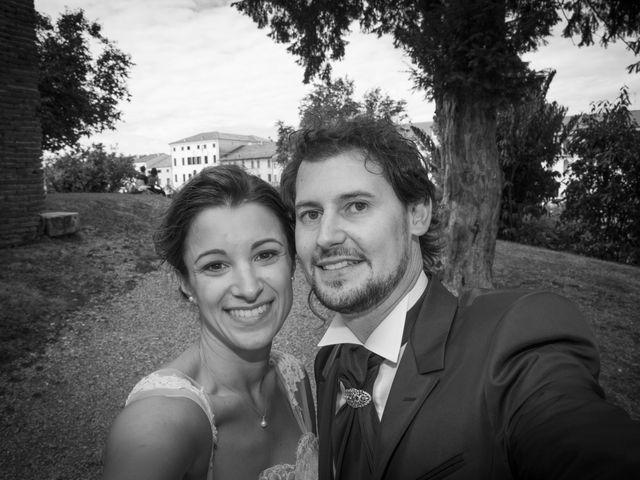 Il matrimonio di Federico e Ilaria a Santa Giustina in Colle, Padova 24