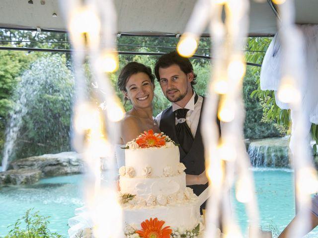 Il matrimonio di Federico e Ilaria a Santa Giustina in Colle, Padova 34
