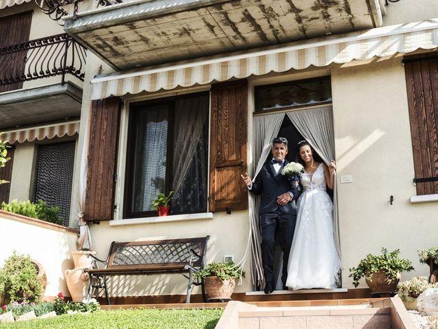 Il matrimonio di Dario e Maria a Volta Mantovana, Mantova 21