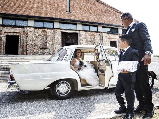 Il matrimonio di Dario e Maria a Volta Mantovana, Mantova 28