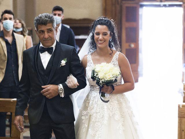 Il matrimonio di Dario e Maria a Volta Mantovana, Mantova 30