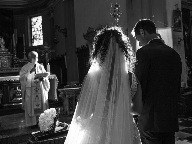 Il matrimonio di Dario e Maria a Volta Mantovana, Mantova 34