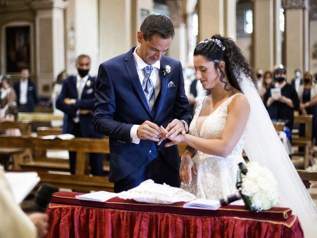 Il matrimonio di Dario e Maria a Volta Mantovana, Mantova 37
