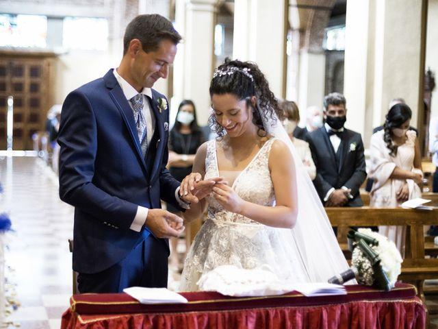 Il matrimonio di Dario e Maria a Volta Mantovana, Mantova 38