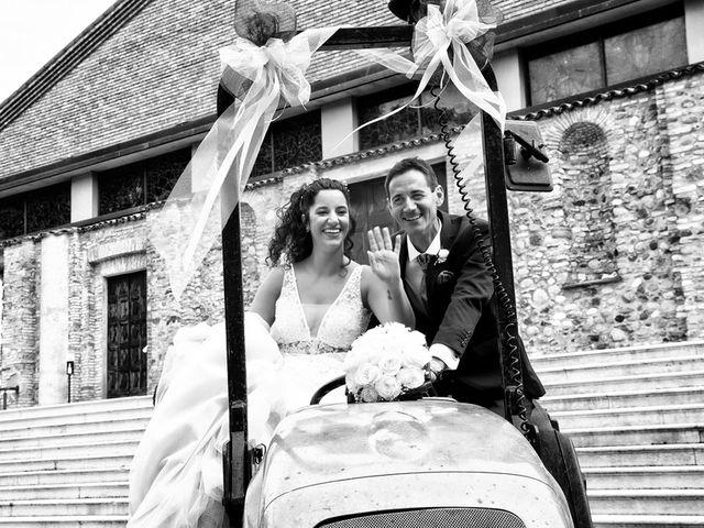 Il matrimonio di Dario e Maria a Volta Mantovana, Mantova 44