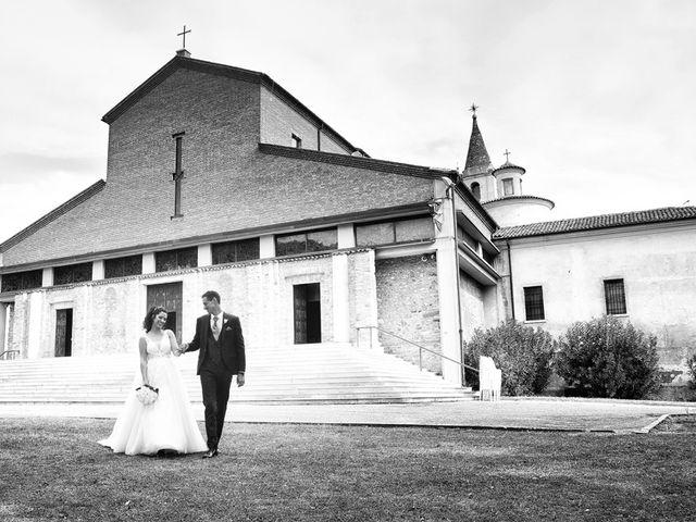 Il matrimonio di Dario e Maria a Volta Mantovana, Mantova 48