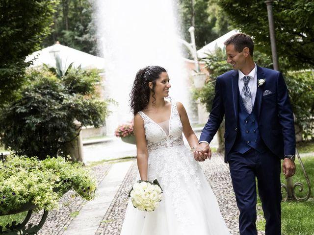 Il matrimonio di Dario e Maria a Volta Mantovana, Mantova 61