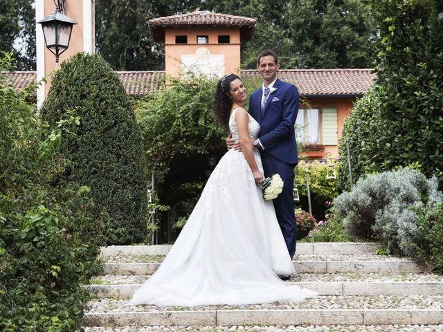 Il matrimonio di Dario e Maria a Volta Mantovana, Mantova 63