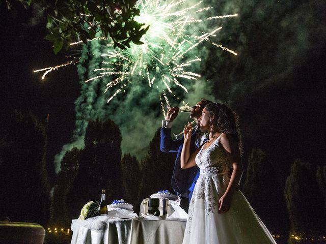 Il matrimonio di Dario e Maria a Volta Mantovana, Mantova 81