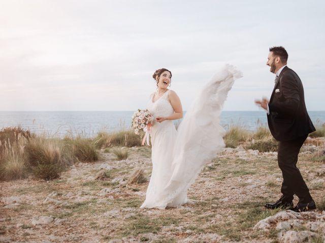 Le nozze di Giusi e Adriano