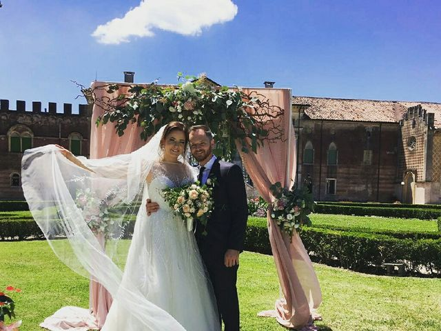 le nozze di Sergiu e Diana