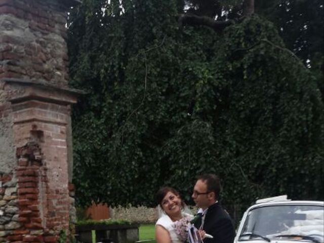 Il matrimonio di Luca e Lorena a Cavour, Torino 8