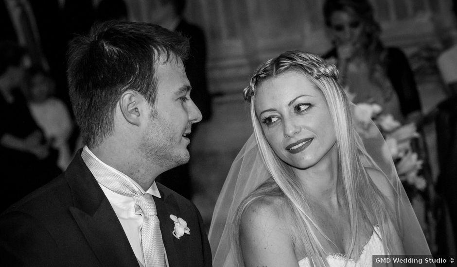 Il matrimonio di Andrea e Giulia a Aprilia, Latina