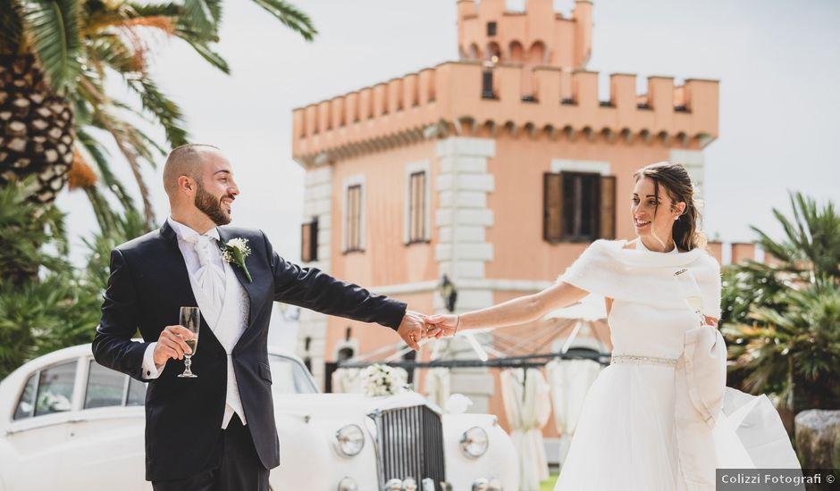Il matrimonio di Roberto e Valentina a Nettuno, Roma