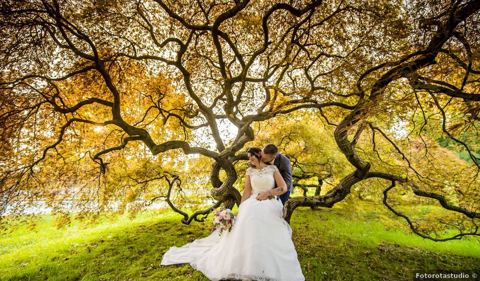 Il matrimonio di Mirko e Ylenia a Briosco, Monza e Brianza