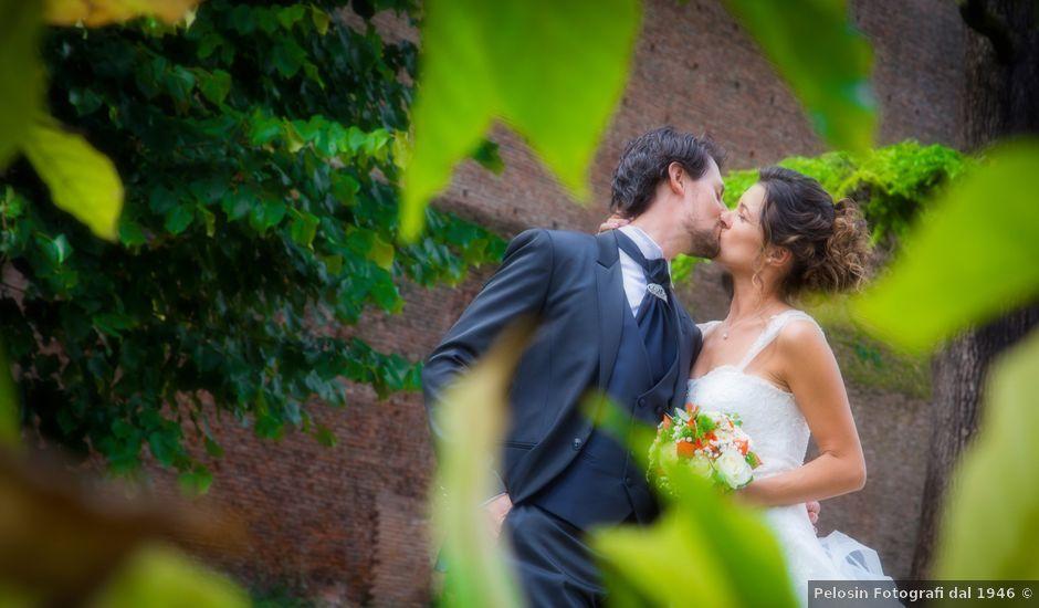 Il matrimonio di Federico e Ilaria a Santa Giustina in Colle, Padova