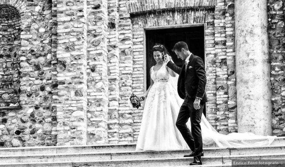 Il matrimonio di Dario e Maria a Volta Mantovana, Mantova
