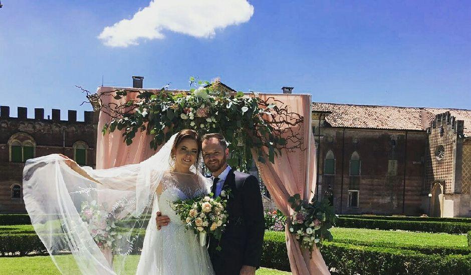 Il matrimonio di Diana e Sergiu a San Bonifacio, Verona