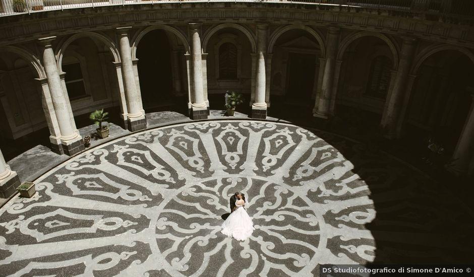 Il matrimonio di Matteo e Fausta a Catania, Catania