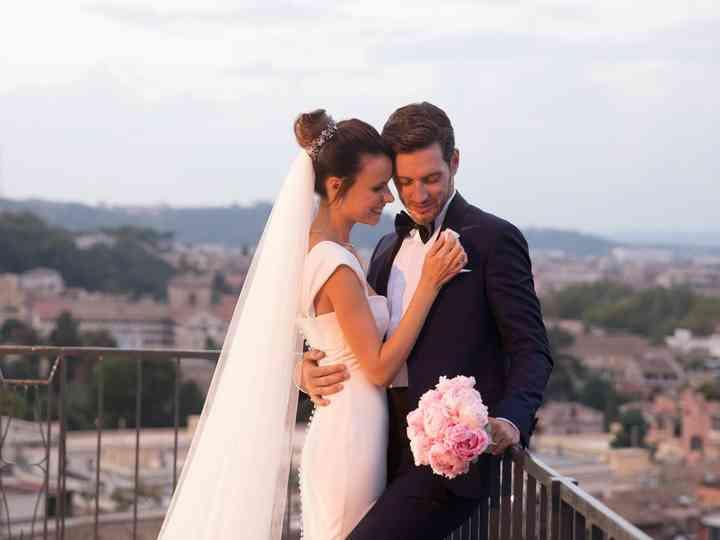 le nozze di Laura e Giampaolo