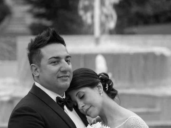 Le nozze di Anna Maria e Mirko