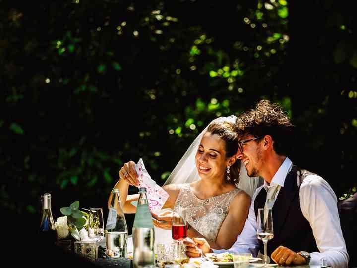 Le nozze di Serena e Edoardo